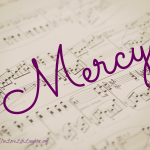 Five Minute Friday {Mercy}