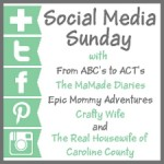 {Co-Host} Social Media Sunday-Let's Get Social!