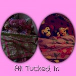 #WordlessWednesday – All Tucked In